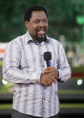 TB Joshua- The Saviour of the World