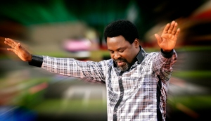 T.B. Joshua- The hope of mankind and the indisputable prove of God's love for humanity.