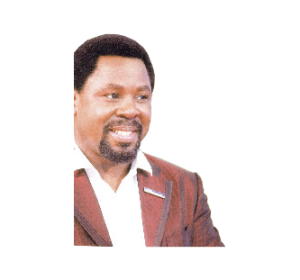 General Overseer of Synagogue for All Nations, Prophet T B Joshua,