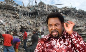 T.B. Joshua the world must persecuted living God's General