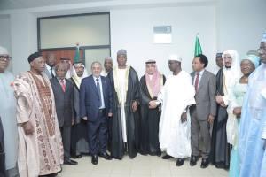 Saudi Arabia Delegation Visits Nigerian Senate Assembly, Pledges Support For Government