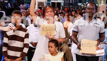 T B  Joshua Spend 6Million on Us, Indonesia Lady Family | Watched TB