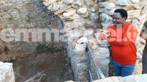 TB Joshua visits biblical sites