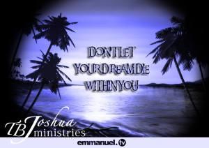 Prophet Tb Joshua Sermon