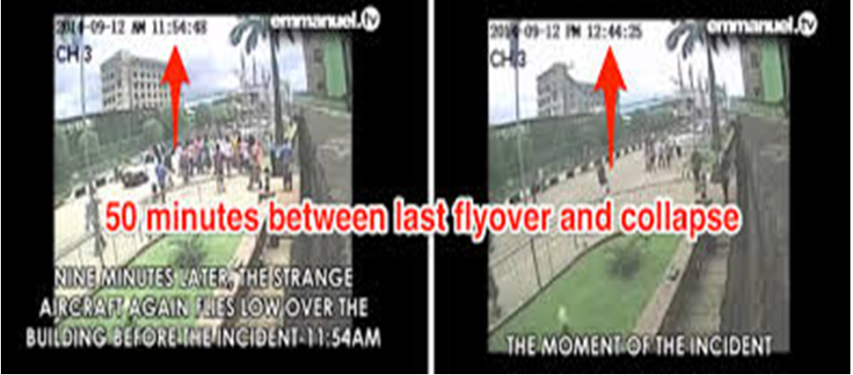 CCTV scoan building collapse