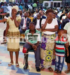 Dr Sunday Simon family cry tb joshua