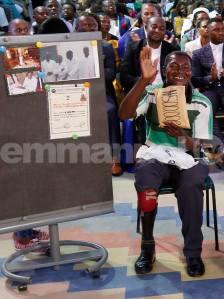 Dr Sunday Simon 500,000 naira scoan