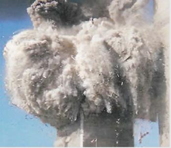 wtc building explode