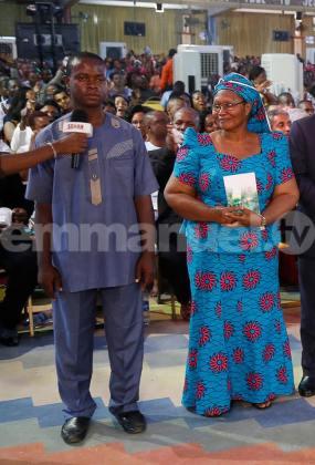 Solomon Ozioma Ohakwe tb joshua