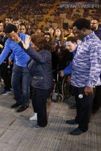 Tb Joshua healing Peru Dora Francisca