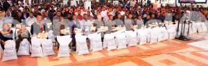 T.B. Joshua Nigerian Libya deportees Ten Million