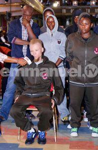 T.B. Joshua Nigerian Libya deportees Ten Million