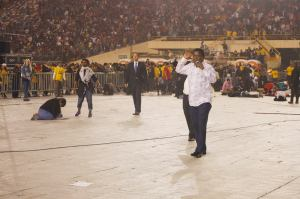 healing mass prayer Tb Joshua peru