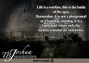TB Joshua Sermon