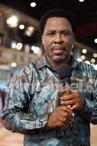 TB Joshua usa election