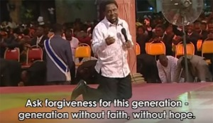 TB Joshua YouTube