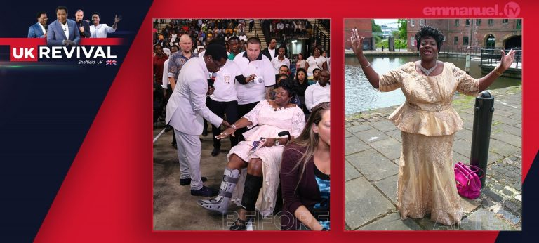 mrs ajkaiye tb joshua uk