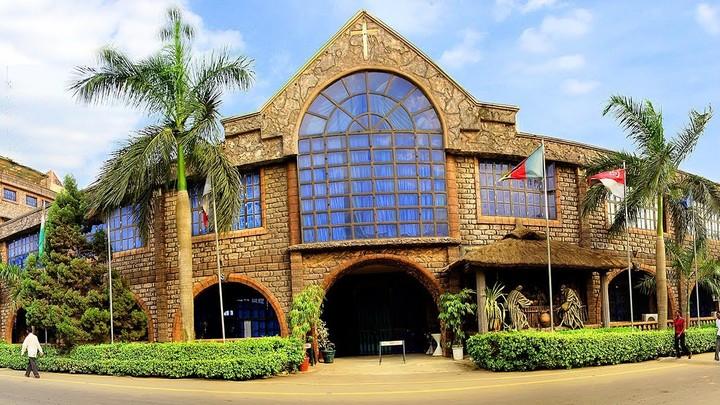 SCOAN Headquater Lagos Nigeria