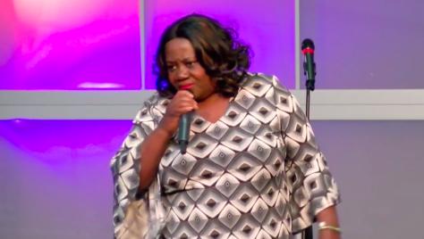 Pastor Daphne Patoir, usa, tb joshua