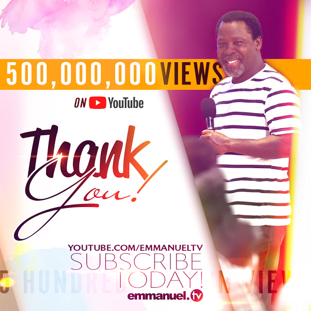 emmanuel tv, scoan, youtube, tb joshua