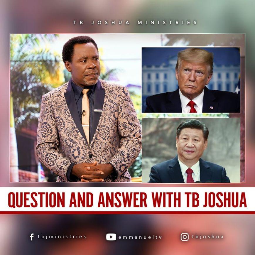 Spirit Economy, Tb Joshua, SCOAN, Emmauel Tv