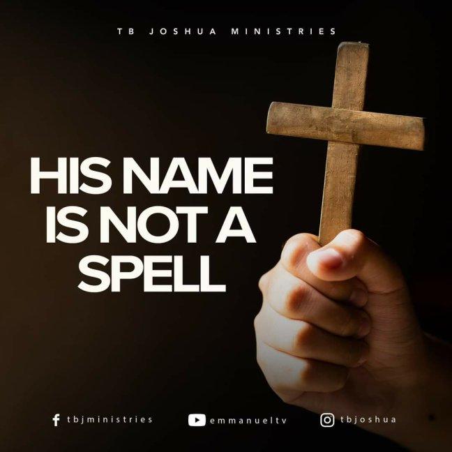 Tb Joshua, The SCOAN,Emmanuel TV,