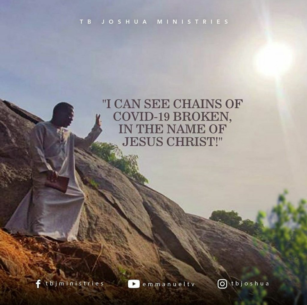 TB Joshua, SCOAN, Emmanuel TV