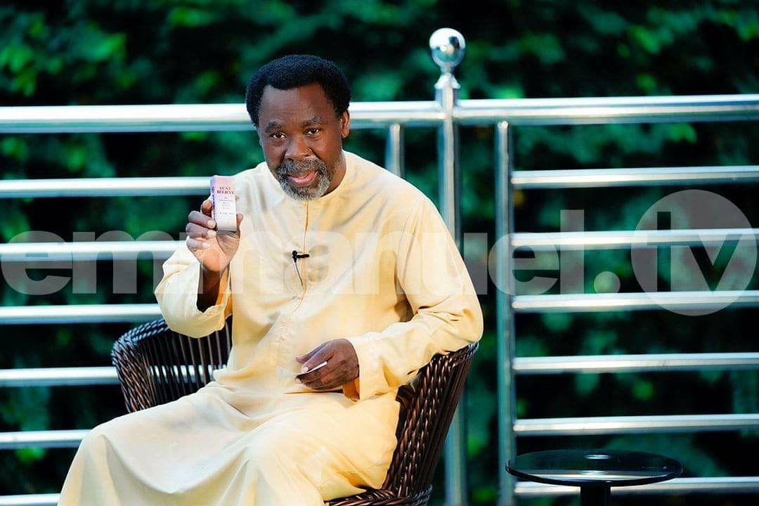 Tb Joshua,  Anointing Water, 2021 Prophecy